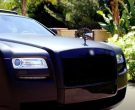 Rolls-Royce Ghost car in I'M UP by Omarion (2015)
