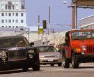 Rolls-Royce Phantom and Jeep Wrangler in ENTOURAGE: THE REVI...