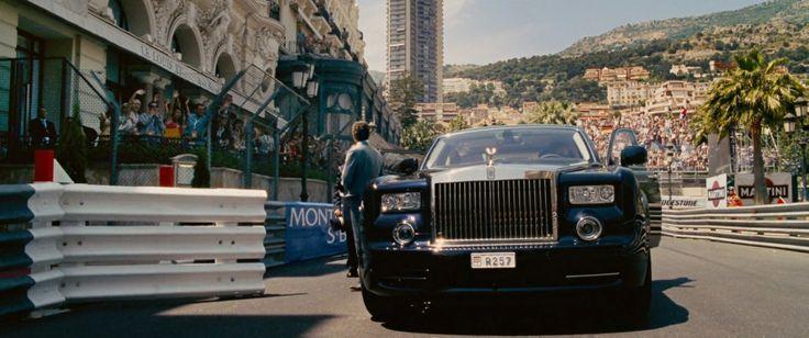 Rolls-Royce Phantom  - IRON MAN 2 (2010) Movie Product Placement