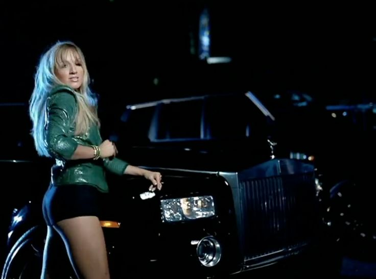 Rolls-Royce Phantom in SHOWSTOPPER by Danity Kane (2006) Official Music Video Product Placement