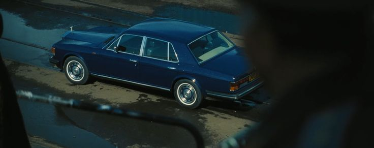 Rolls-Royce Silver Spirit (1980) car in LORD OF WAR (2005) Movie Product Placement