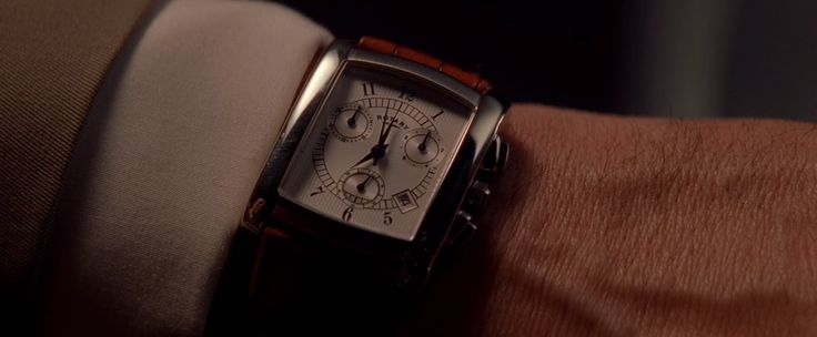 Rotary Watches - Lara Croft Tomb Raider: The Cradle of Life (2003) Movie Product Placement