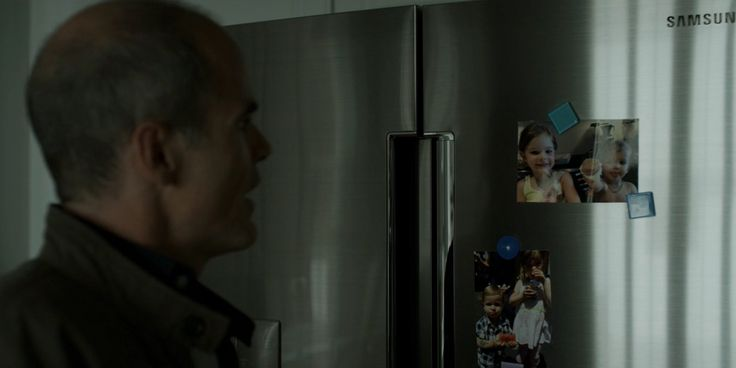Samsung Chef Collection refrigerator in HOUSE OF CARDS: CHAPTER 36 (2015) TV Show Product Placement