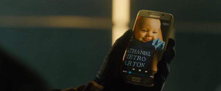 Samsung and Skype - AVENGERS: AGE OF ULTRON (2015) Movie Product Placement