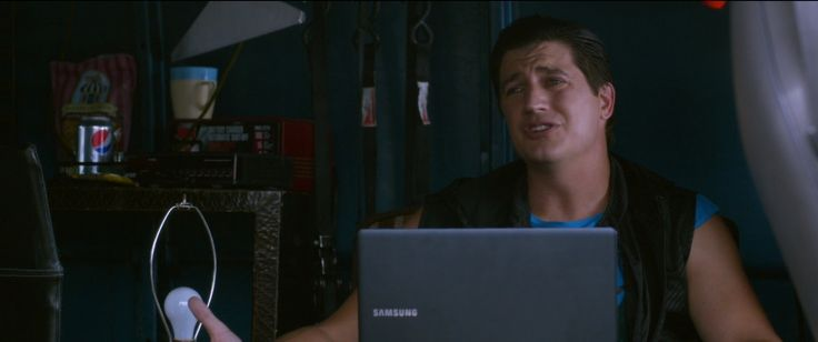 Samsung Notebook ATIV Book 9 Plus laptop used by Ken Marino in VERONICA MARS (2014) - Movie Product Placement