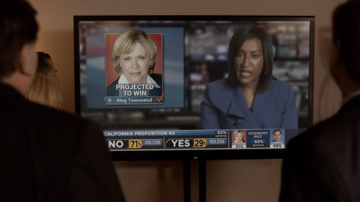 Samsung TV in RAY DONOVAN: SWING VOTE (2015) TV Show Product Placement