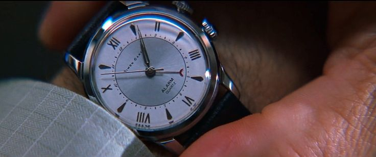 Simon Carter Watches - Mission: Impossible 2 (2000) Movie Product Placement