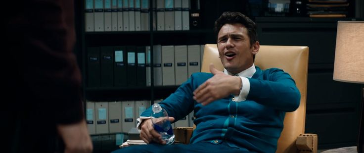 SmartWater - THE INTERVIEW (2014) Movie Product Placement