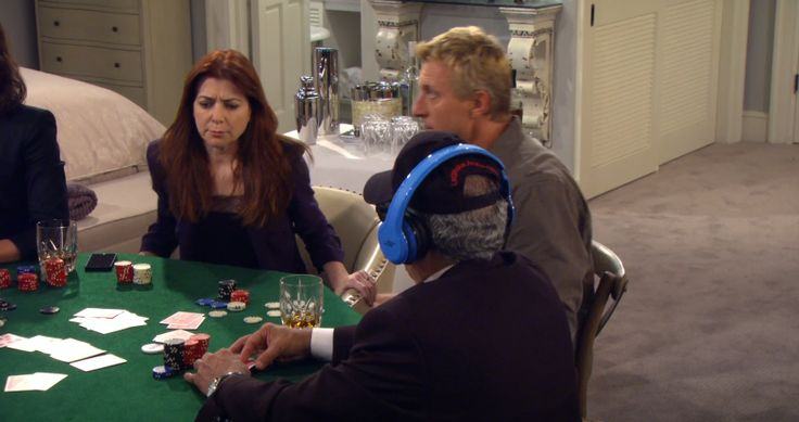 SMS Audio Street By 50 headphones worn by Marshall Manesh in HOW I MET YOUR MOTHER: THE POKER GAME (2014) TV Show Product Placement
