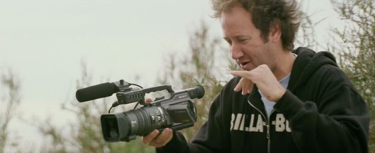Sony camcorder and Billabong jacket in xXx (2002) Movie Product Placement