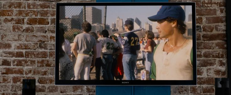 Sony TV in ABOUT LAST NIGHT (2014) Movie Product Placement