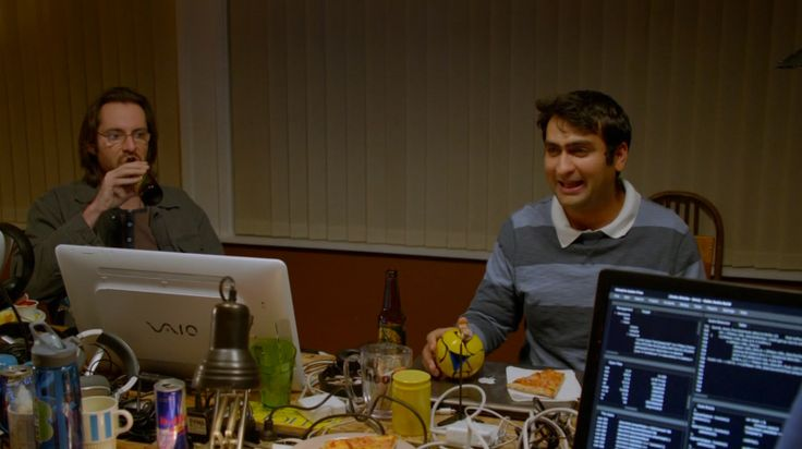 Sony VAIO Tap 20 computer and Red Bull - Silicon Valley TV Show Product Placement