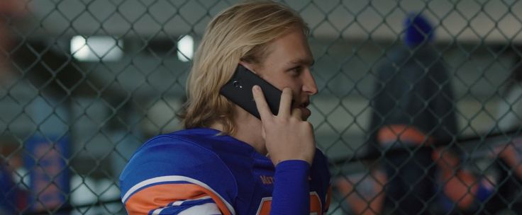 Sony Xperia android mobile phone used by Wyatt Russell in 22 JUMP STREET (2014) Movie Product Placement