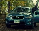 Subaru XV Crosstrek [GJ] car driven by Kevin Hanchard in ORP...