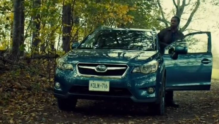 Subaru XV Crosstrek [GJ] car driven by Kevin Hanchard in ORPHAN BLACK: MINGLING ITS OWN NATURE WITH IT (2014) TV Show Product Placement