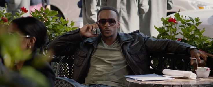 Superdry Ryan jacket worn by Anthony Mackie in CAPTAIN AMERICA: THE WINTER SOLDIER (2014) Movie Product Placement