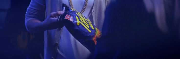 Takis chips in CONFIDENT by Justin Bieber (2013) Official Music Video Product Placement