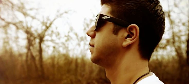 The Hundreds Phoenix sunglasses worn by SoMo in RIDE (2013) Official Music Video Product Placement