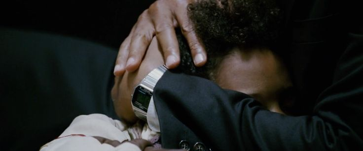 Timex Digital Watches - The Pursuit of Happyness (2006) Movie Product Placement