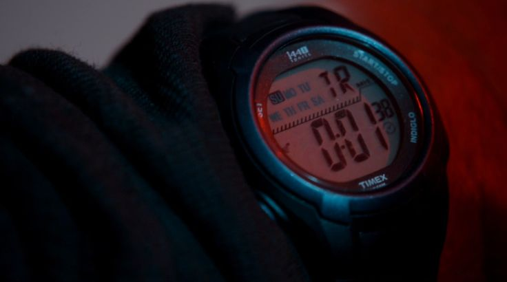 Timex Watches - THE BLACKLIST: ANSLO GARRICK (NO. 16) CONCLUSION (2013) TV Show Product Placement