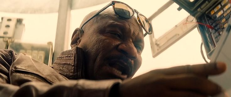 Tom Ford sunglasses worn by Ving Rhames in MISSION: IMPOSSIBLE - ROGUE NATION (2015) Movie Product Placement