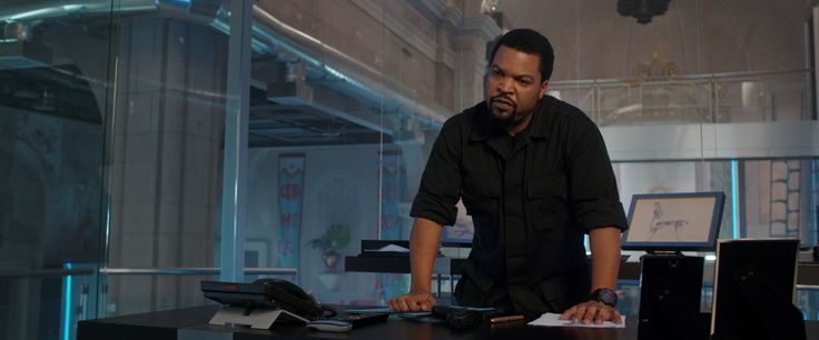 TW Steel Watches and Avaya Phone - 22 Jump Street (2014) Movie Product Placement