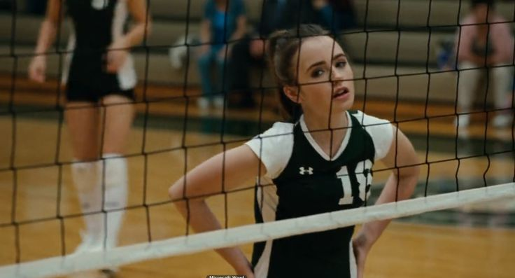 Under Armour volleyball jersey worn by Lily Collins in THE BLIND SIDE (2009) - Movie Product Placement