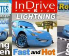 Vanity Fair, InStyle and Rolling Stone magazines in CARS (20...