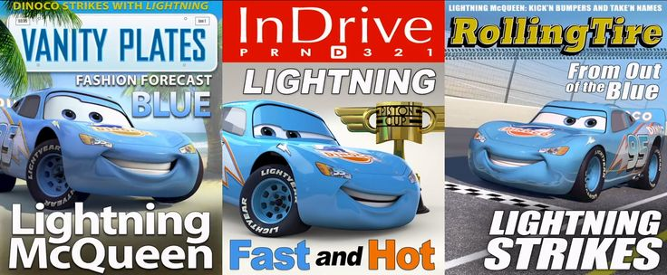 Vanity Fair, InStyle and Rolling Stone magazines in CARS (2006) Animation Movie Product Placement