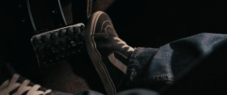 Vans shoes worn by Paul Walker in FAST & FURIOUS 6 (2013) - Movie Product Placement