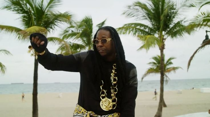 Versace chain worn by 2 Chainz in I'M DIFFERENT (2012) Official Music Video Product Placement