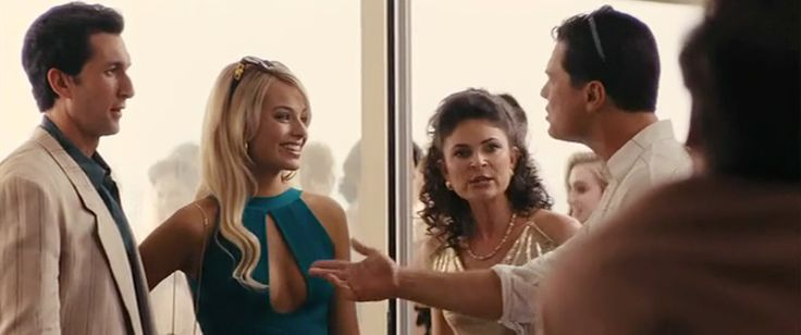 Versace Sunglasses - The Wolf of Wall Street (2013) Movie Product Placement