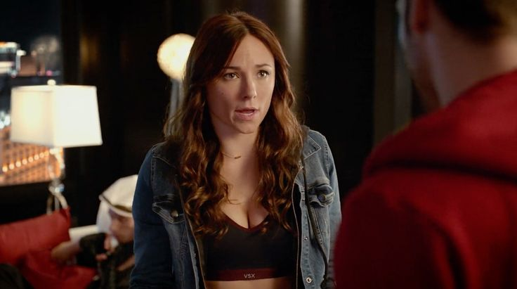 Victoria's Secret Sport bra worn by Briana Evigan in STEP UP: ALL IN (2014) Movie Product Placement