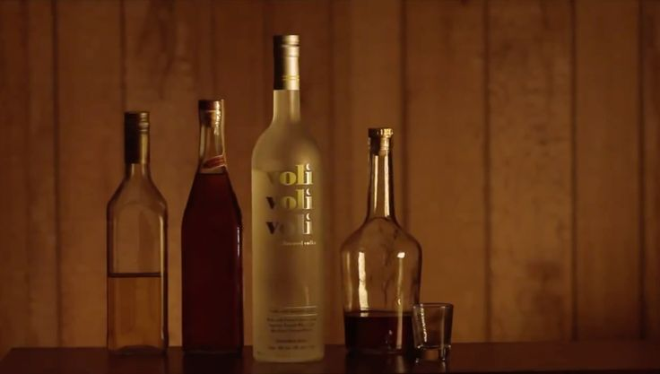 Voli vodka in TIMBER by Pitbull (2013) - Official Music Video Product Placement