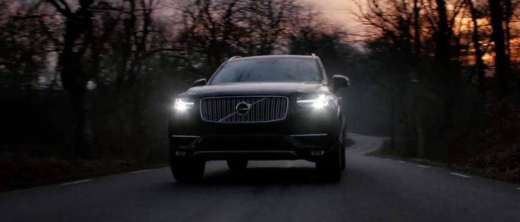 Volvo XC90 car in FEELING GOOD by Avicii (2015) Music Video Product Placement