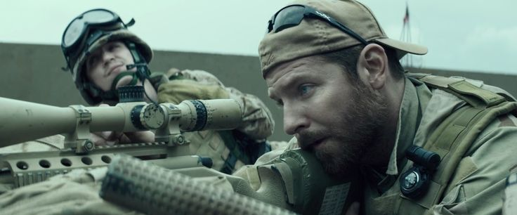 Wiley X Saint sunglasses worn by Bradley Cooper in AMERICAN SNIPER (2014) Movie Product Placement