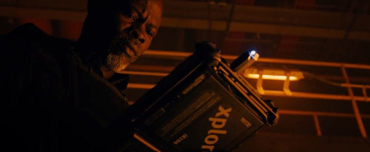 Xplore Tablet Computer in FURIOUS 7 (2015) Movie Product Placement