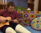 Yamaha guitar - PARKS AND RECREATION: THE BANQUET (2009)