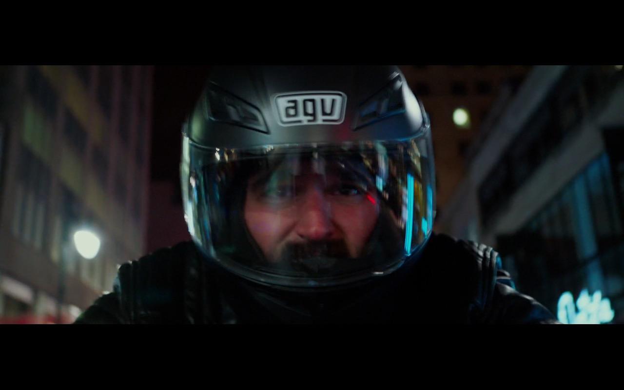 Agv Motorcycle Helmet John Wick Chapter 2 2017