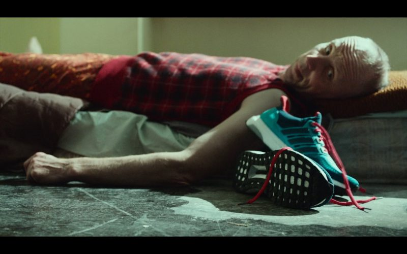 Adidas Green Sneakers For Men - T2 Trainspotting (2017) Movie Product Placement