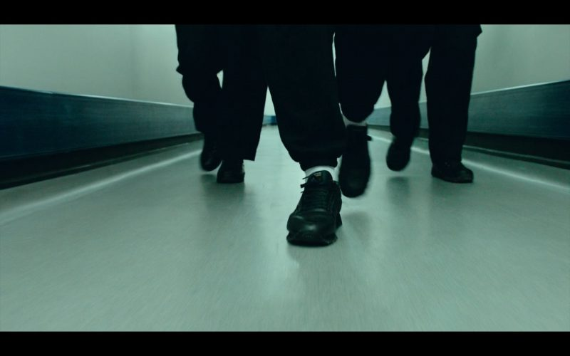 Adidas Men's Black Sneakers - T2 Trainspotting (2017) Movie Product Placement