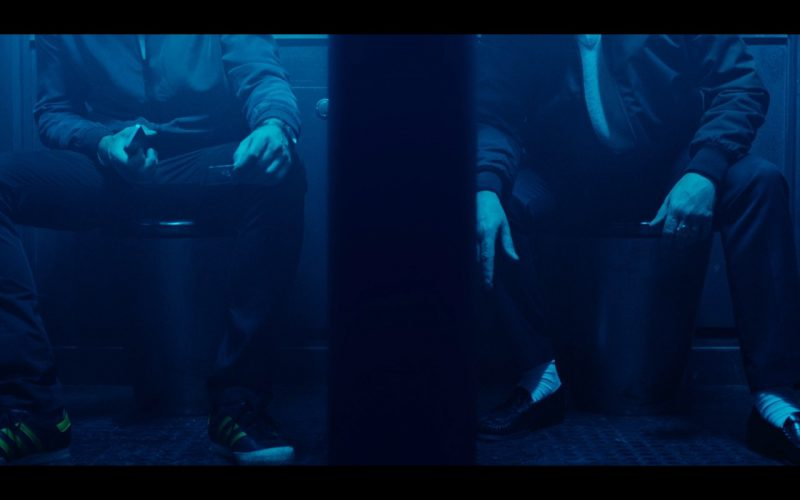 Adidas Men's Shoes – T2 Trainspotting (2017) Movie Product Placement