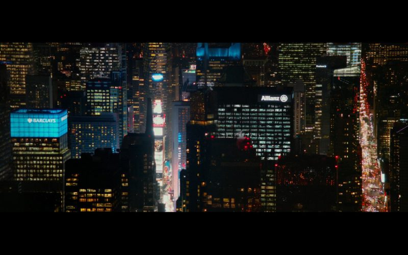 Allianz SE And Barclays – John Wick Chapter 2 (2017)