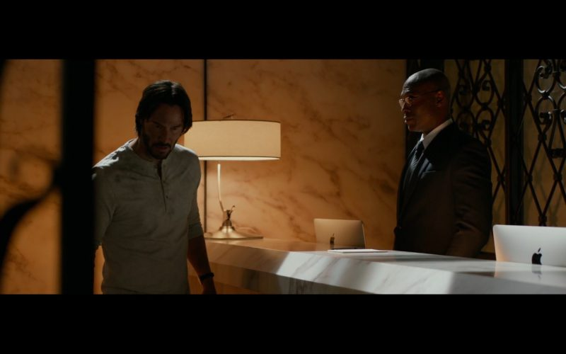 Apple iMac Computers – John Wick Chapter 2 (2017)