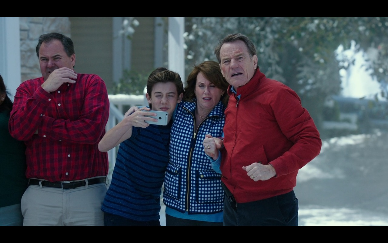 Apple iPhone 6/6s – Why Him? (2016) Movie Product Placement
