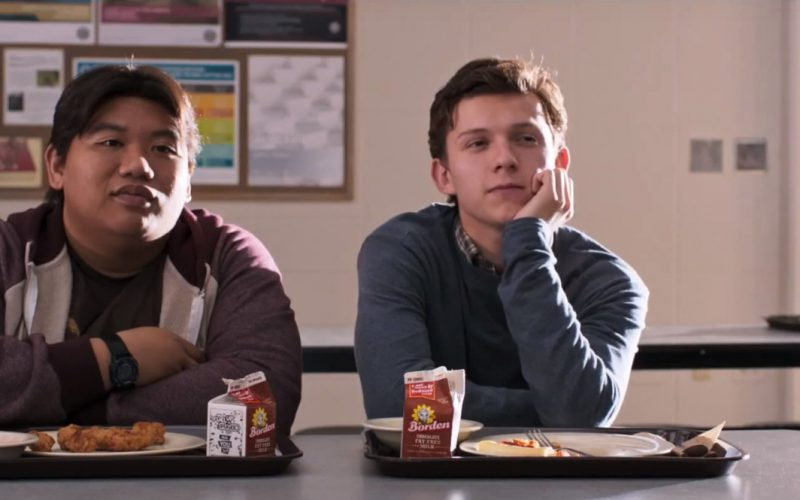 Borden Milk – Spider-Man Homecoming 2017 (1)