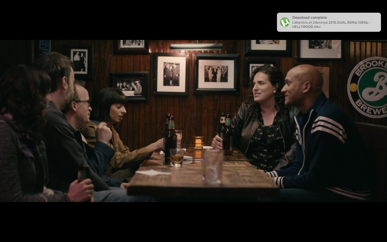Brooklyn Brewery - Don't Think Twice (2016) Movie Product Placement