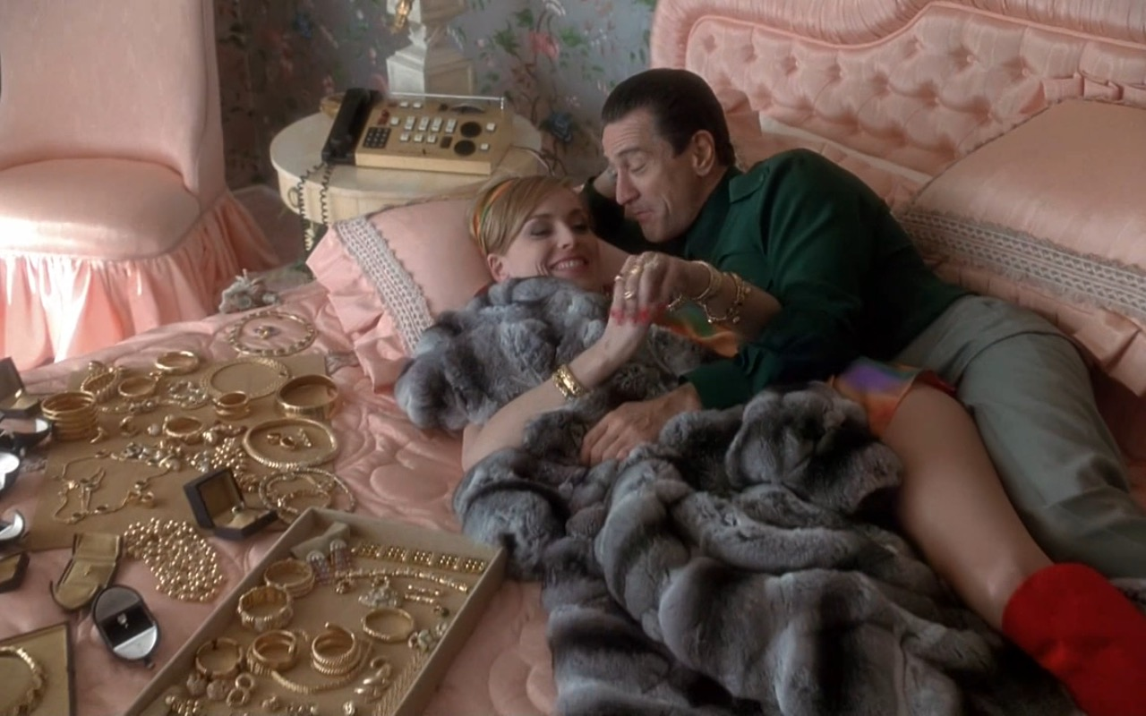 Bulgari Jewellery And Case - Casino (1995) Movie Product Placement
