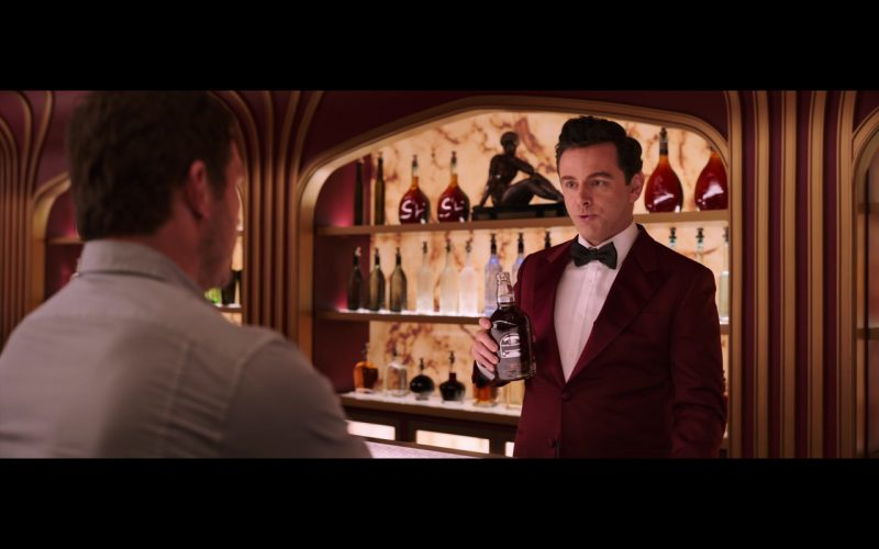 Chivas Regal Whisky – Passengers 2016 Movie (1)