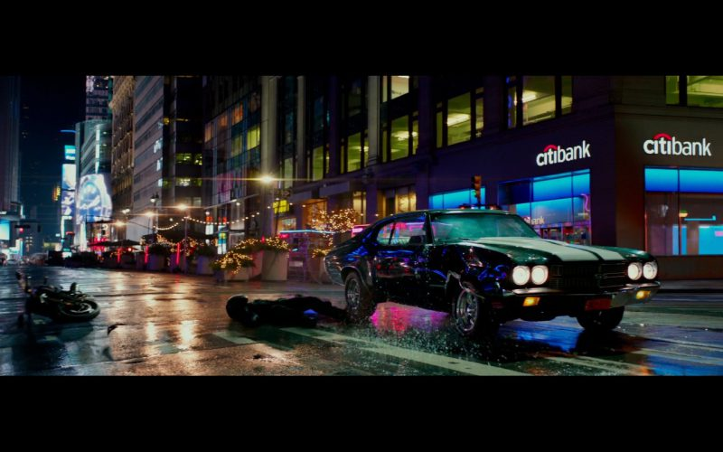 Citibank – John Wick: Chapter 2 (2017) Movie Product Placement